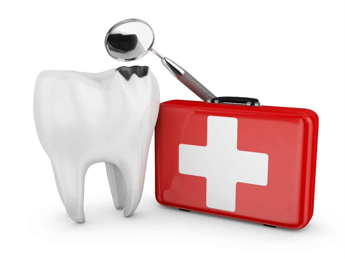 10 Common Dental Emergencies and First Aid